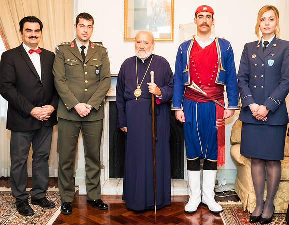 2017 Greek Presidential Guard The Greek Orthodox Archdiocese of Australia