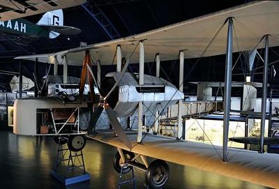 Pioneer transatlantic aircraft