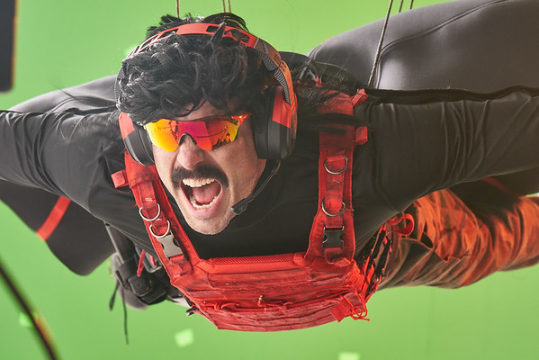 Dr DisRespect Day One