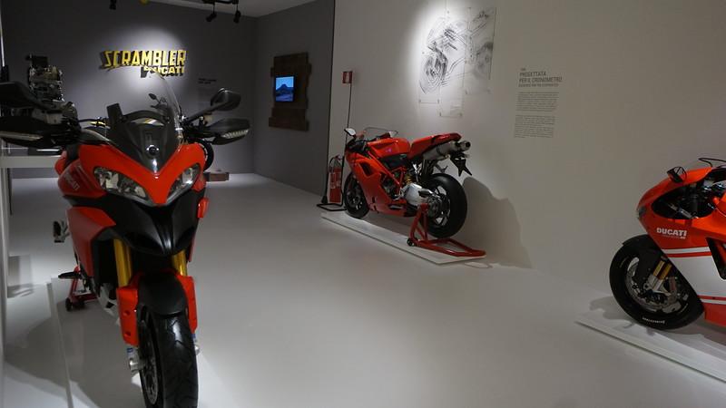 Ducati Museum, Bologna Italy