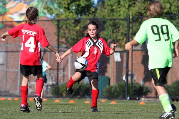 Kelli Soccer 2014 - Peppers