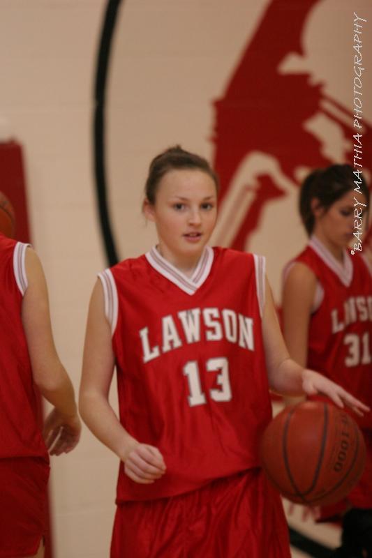 Lawson vs Richmond BBall 9th grade