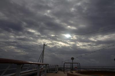 Day at Sea Feb 12