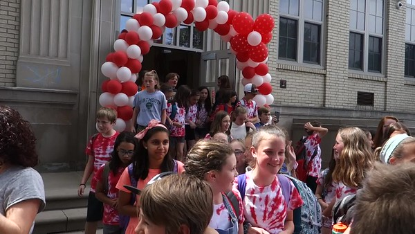 5th Grade Clap Out (June 2018)