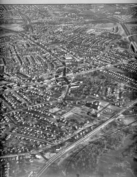 Union center aerial  1955 55.jpg