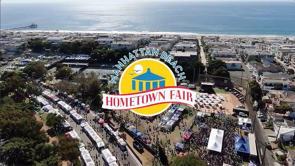 Manhattan Beach Hometown Fair Promotional Video