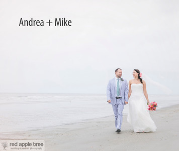 Andrea + Mike Wedding Album
