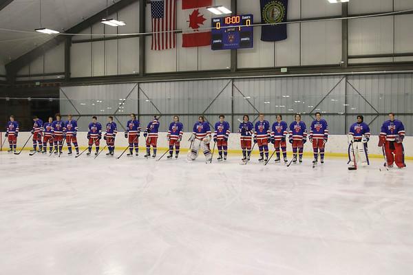 Boys' Varsity Hockey vs. KUA   February 3