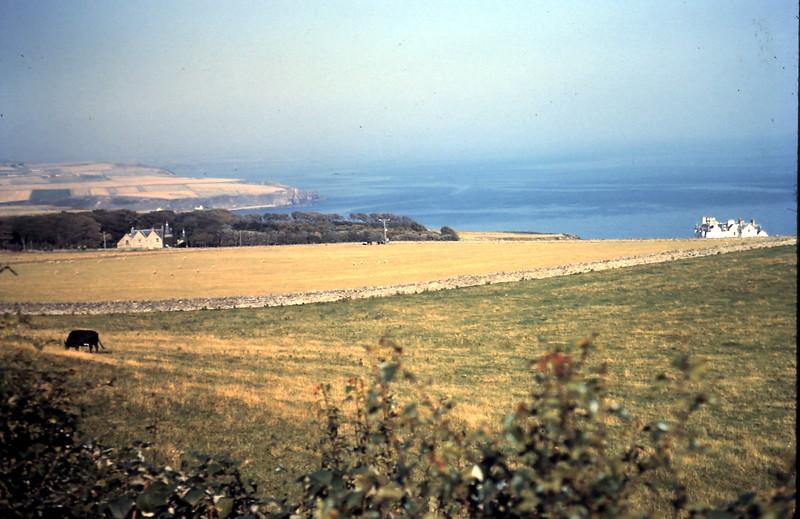 1959-9-5 (2) Coastline between Dunbeath & Berriedale, Scotland.JPG