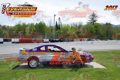 2013 Car Show & Practice