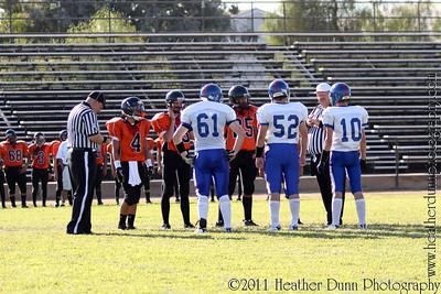 IHS vs. Woodlake 9-2-2011