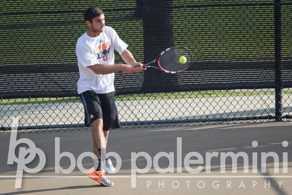 Oxy Men's Tennis vs UCSC 3-24-14