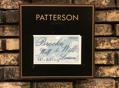 Brooke & Will Larson Wedding