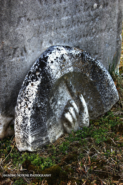 Bad Break (Mount Hope Cemetery, Lansing MI)