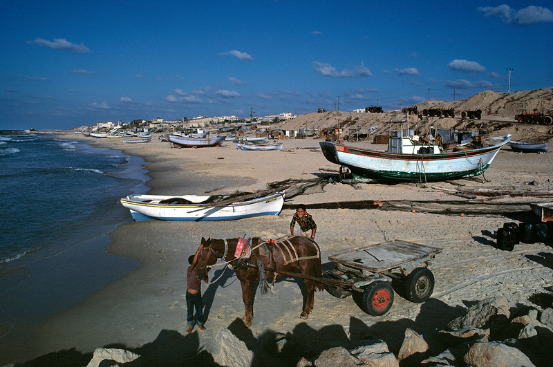 Gaza Beach 1982