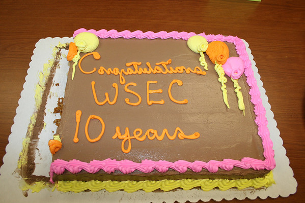2014 WSEC Open House & 10 Year Anniversary Celebration