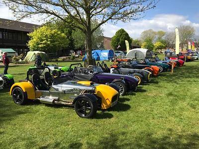 Stoneleigh Park Kit Car Show 2019