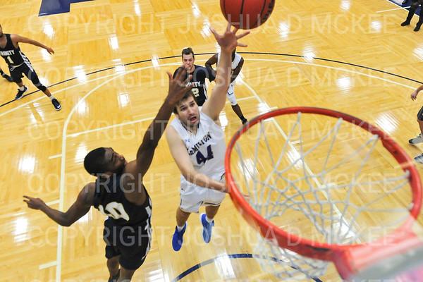 Hamilton Men's Basketball v Trinity 1-6-19