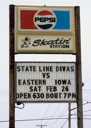 SRDD vs Eastern Iowa Outlaws (02-26-11)