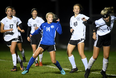 Riverside at Madison girls soccer 10/17/19