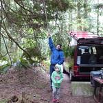 Camping #1 - Ruckle Park - April