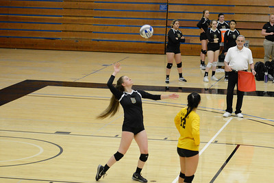 Canada vs Foothill Volleyball - Game 2