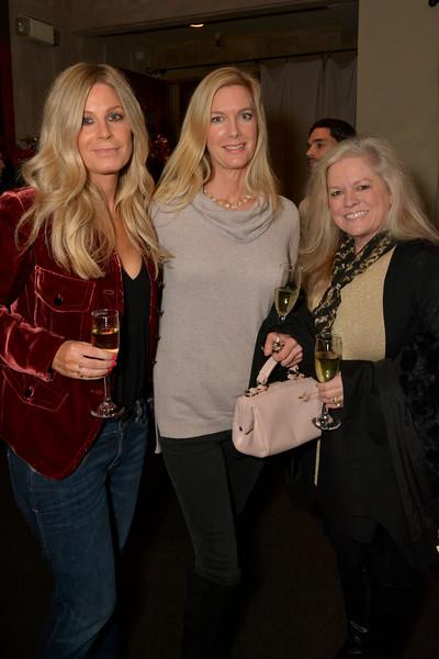 Verlene Morgan, Teri Tonne and Greta Verlin