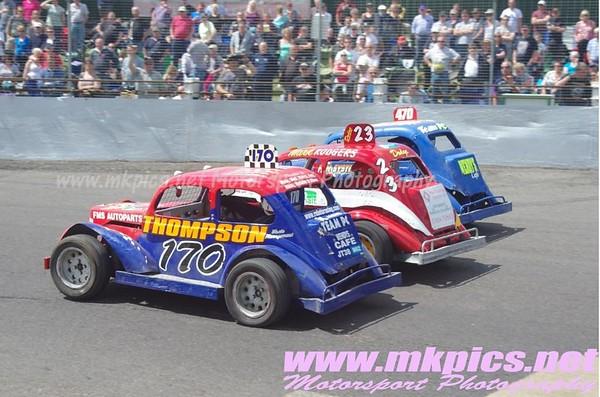 Rebels Racing 2015 European Champonship