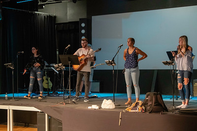 Youth Back-to-School Worship 2019
