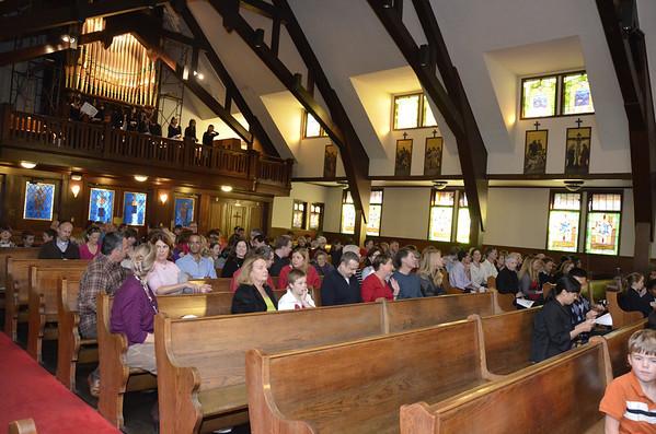 All School Christmas Concert 2012