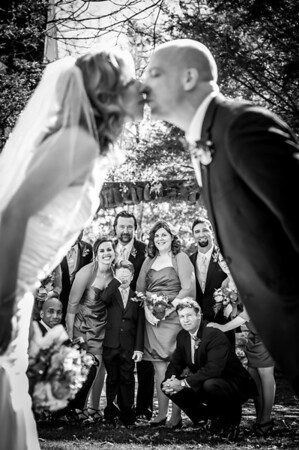 Warner Wedding