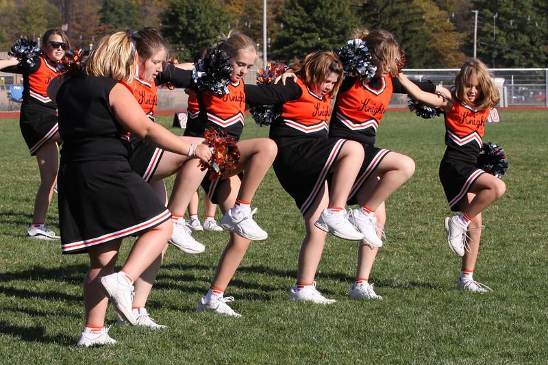 10 10 02 Tow v Canton Cheerleading