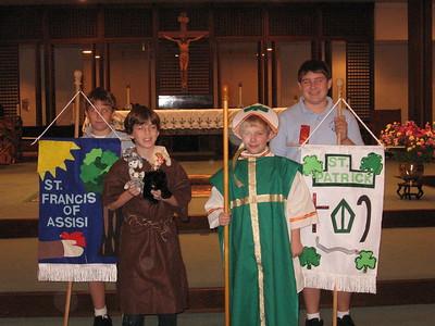2008-08-28 Saints Day