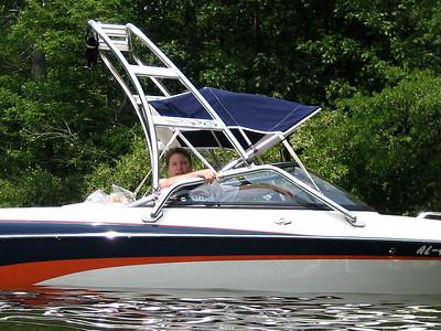 Lake Mitchell - July 4th, 2006