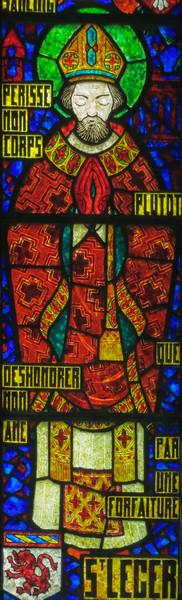 Paris - Saint-Odile - Saint-Leger (F. Decorchemont 1930s)