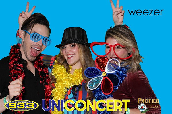 UNIConcert KTCL Weezer iHeart Radio