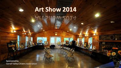 CVCA - Art Show 2014