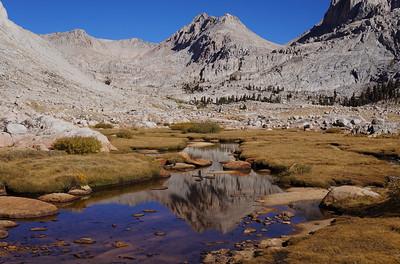 Sept 2012 Horseshoe Meadow to Miter Basin Loop -  Sierra Nevada Mts.