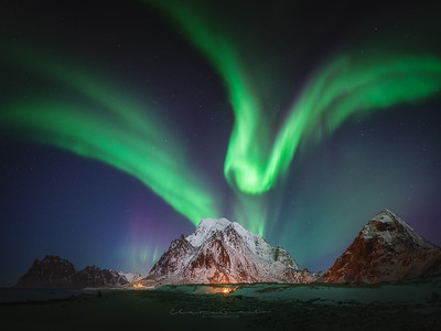 Lofoten and Northern Lights | Lofoten e as Auroras
