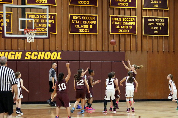 Windsor Locks vs Granby  January 31, 2016