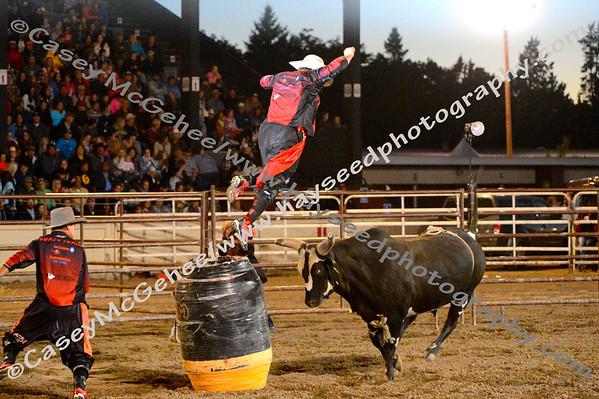 Blackfoot Bull Riding Championship