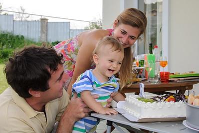 Šimonovy 1. narozeniny