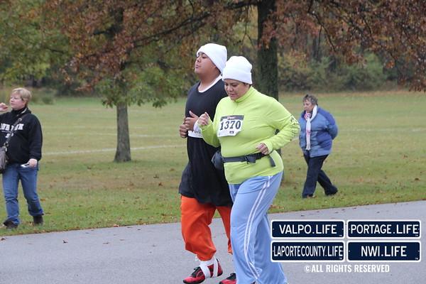 Zombie Run at Imagination Glen 2012