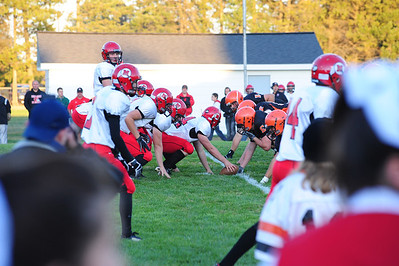 Marquette Varsity Football vs. Escanaba 2011