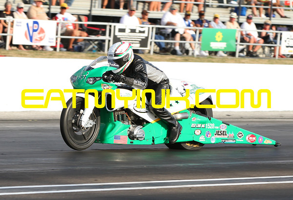 NHRA Indy 2013 Pro Stock Motorcycle
