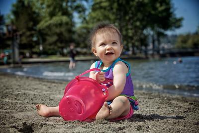 Charlotte Minnick 11 Month
