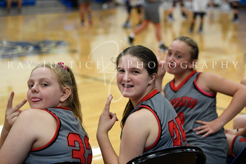 09/12/2019 Belfry Middle Girls vs. Shelby Valley