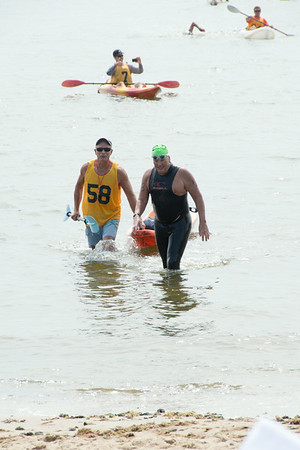 2014 Cross Bay Swim
