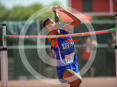 AIA Track & Field 2017 Finals Girl's High Jump