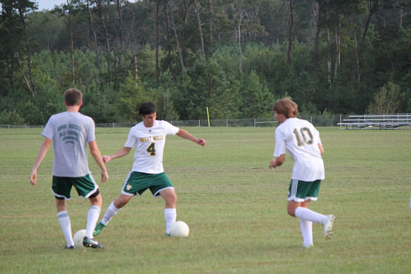 2011 Soccer Great Mill vs Lackey
